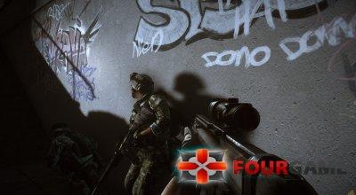 Скриншоты из одиночной компании Battlefield 3