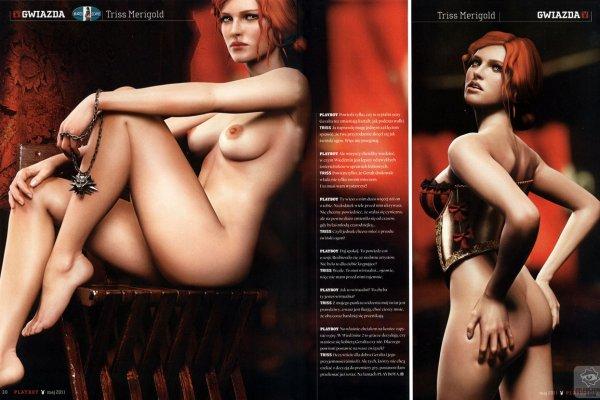 Девушка Герольда в польском номере Playboy