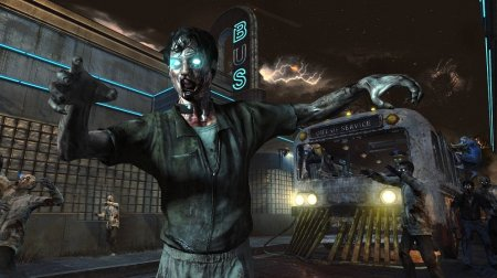 Новый зомби-режим в Call of Duty: Black Ops 2