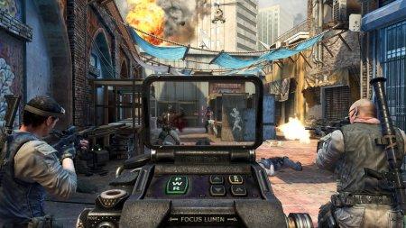 Сложный дизайн в игре Call of Duty: Black Ops 2