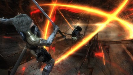 В игре Metal Gear Rising: Revengeance сможете рубить все на своем пути!