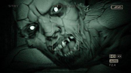 Новая информация о игре Outlast